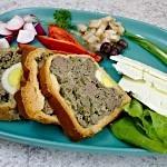 Liver pie recipe - Eastern European style variation of Shepherds pie