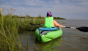 kayaking - Danube Delta