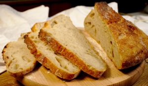 bread-slices of bread